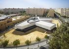Architektura współczesna komisariatu policji w Sewilli (Hiszpania)  autor: Parede Spedrosa Arquitectos